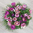Collection Hiver - LOVE TULIPES XXL -