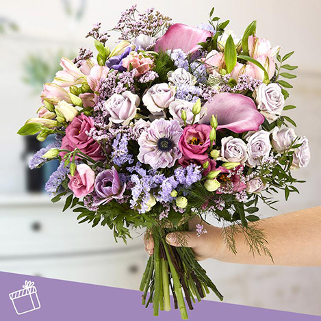 <b>Fête des Grand-Mères</b>> -PURPLE LOVE -