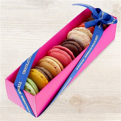 Macarons Chocolaterie Royale